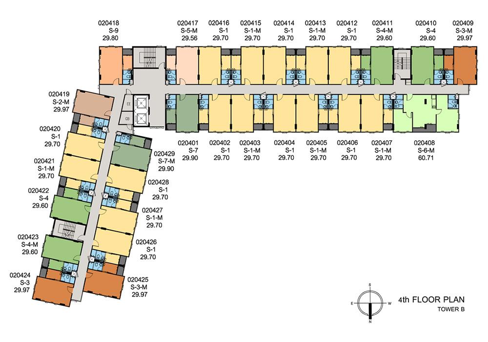TowerB-floor4