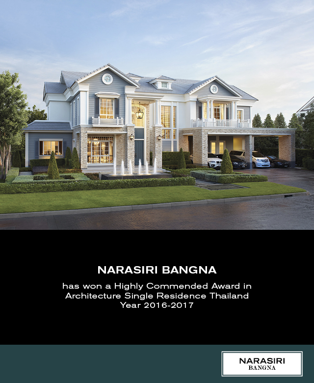 Single House by Sansiri : Narasiri Bangna