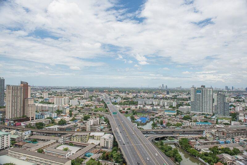 THE BASE Park West - Sukhumvit 77