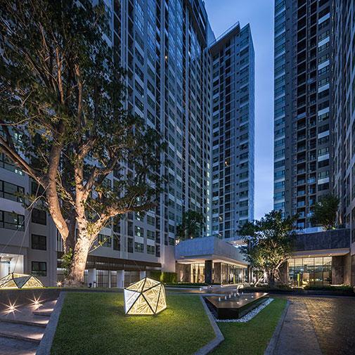 The Base Central Pattaya Condominium From Sansiri