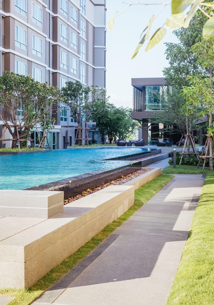dcondo Campus Rangsit