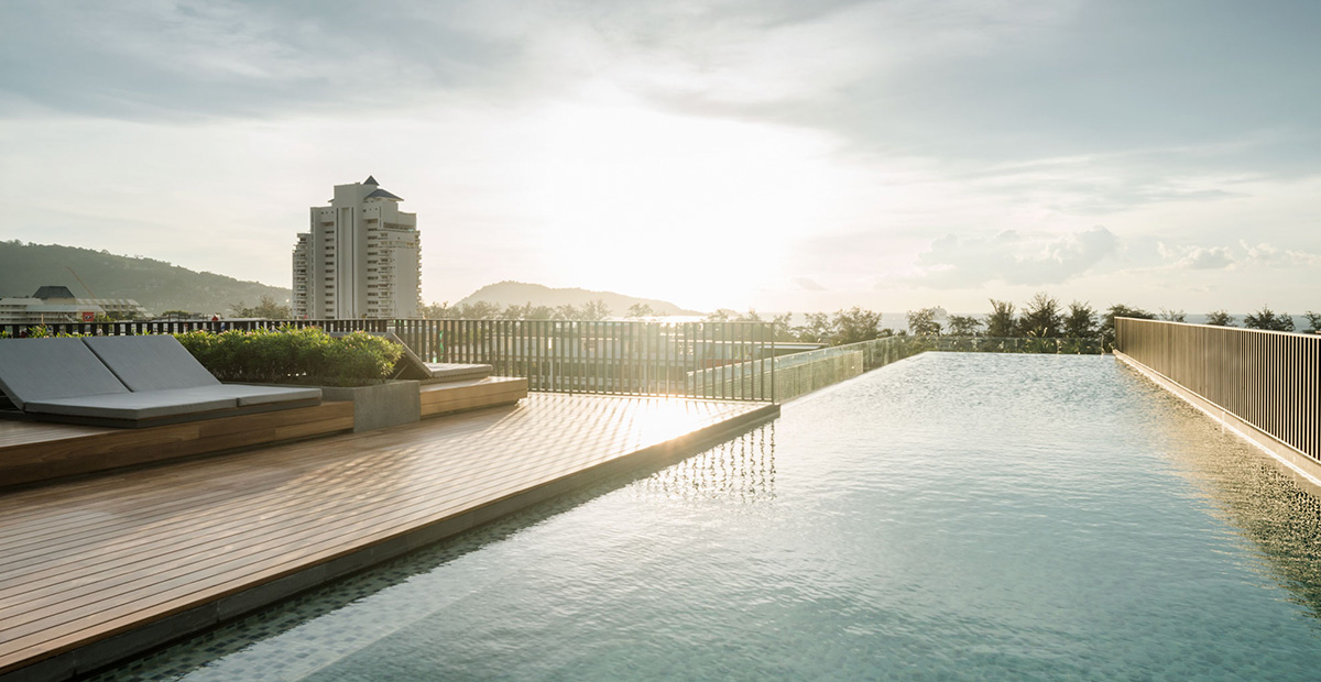 THE DECK Patong 公寓 普吉市(Muang Phuket ) , 普吉