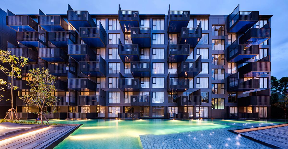 The Deck Patong Condominium Phuket Sansiri