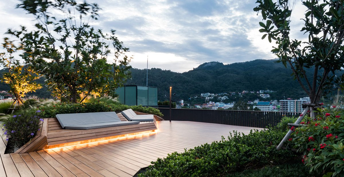 THE DECK Patong Condominium Phuket  , Phuket
