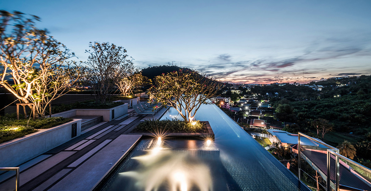 THE BASE Height - Phuket Condominium Muang Phuket  , Phuket