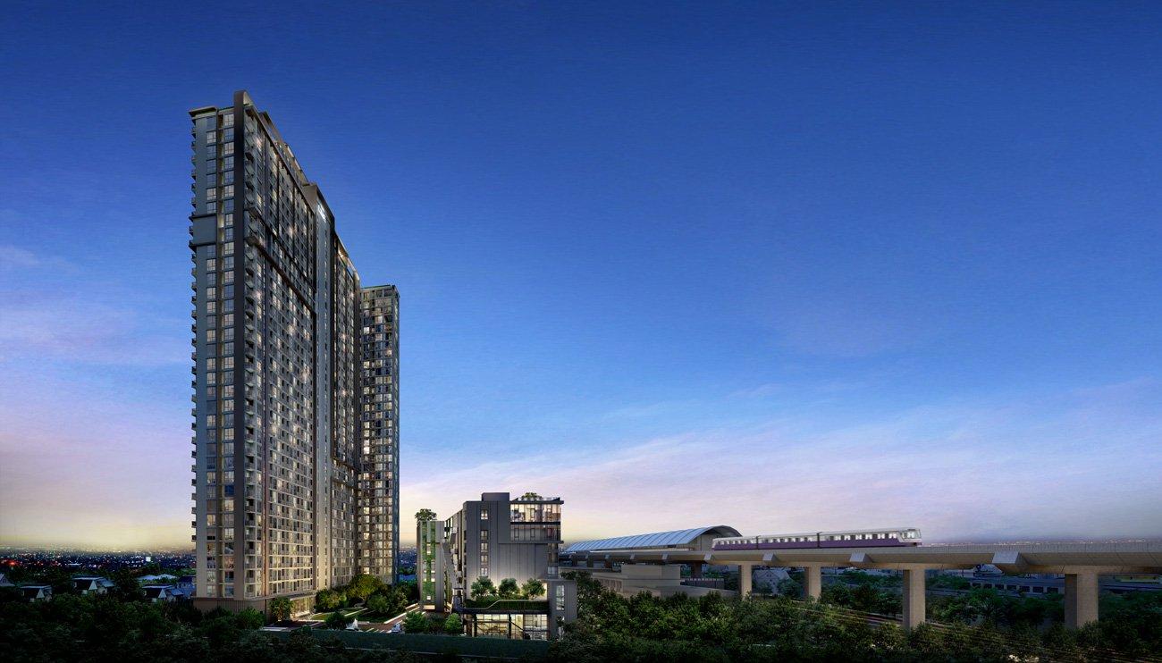 The Line Wongsawang L Condominium In Bangkok L Sansiri