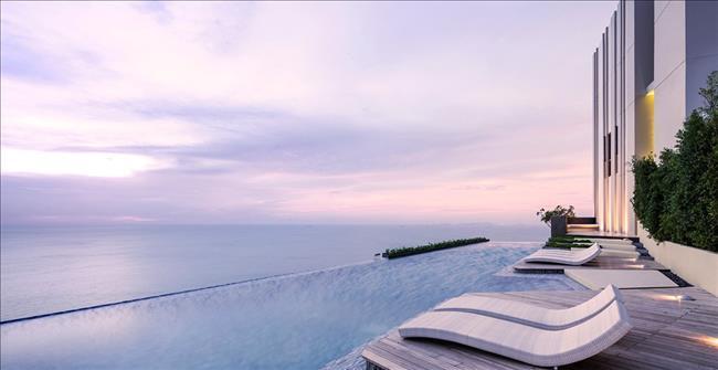 Pattaya condo Baan Plai Haad is a dreamy tropical paradise   Sansiri