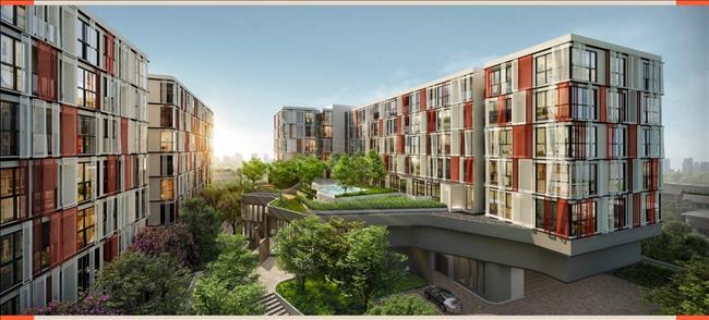 介紹位於曼谷住宅黃金區域Ekamai的豪宅項目—Taka Haus Ekamai 12