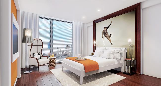 Khun By Yoo Thong Lo 卧室室内摆设、设计