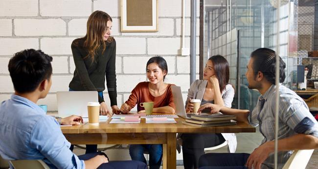 Entrepreneurs meeting