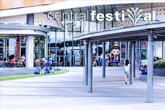 清邁Central Festival 購物中心
