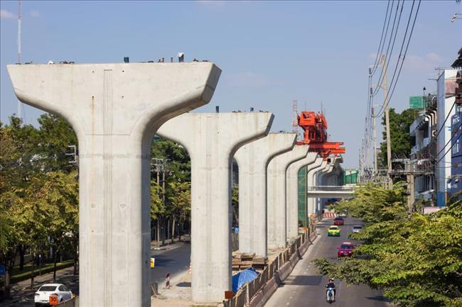 泰國的基礎建設發展