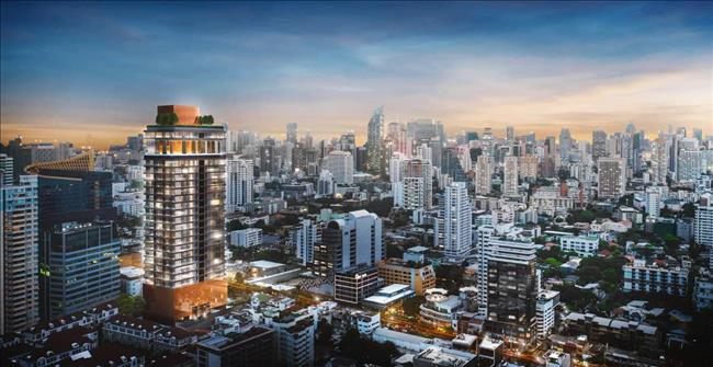 Khun by Yoo Condominium in Thailand