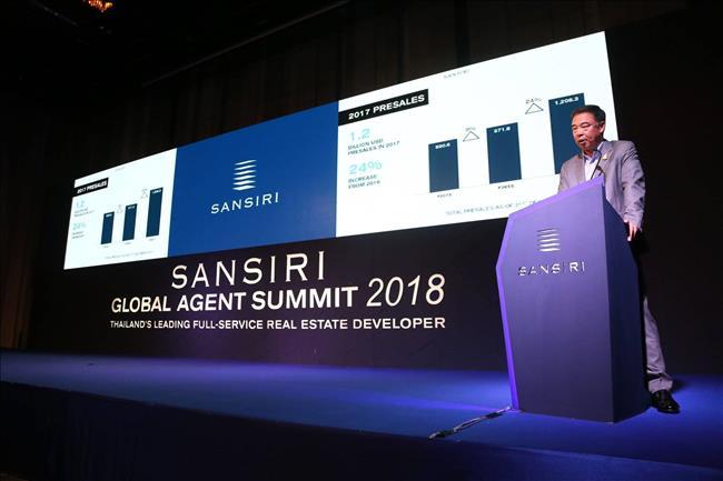 2018 年尚思瑞全球房產代理商高峰會
