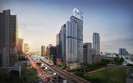 THE LINE Sathorn CONDOMINIUM Sathorn