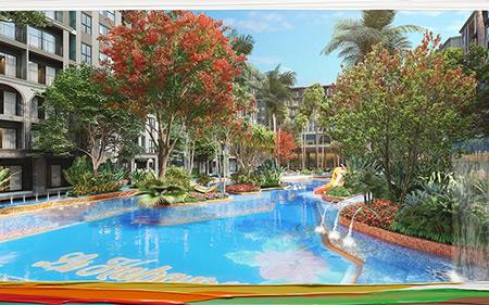 The Valley Condominium Khao Yai ,